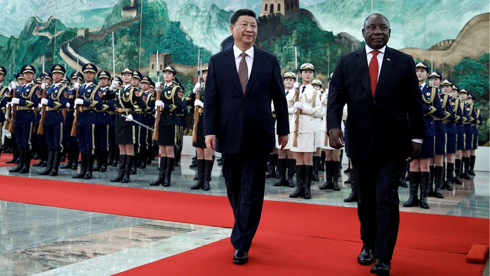 China-South Africa ties have global strategic impact