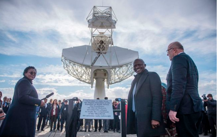 China, South Africa step up cooperation on super radio telescope