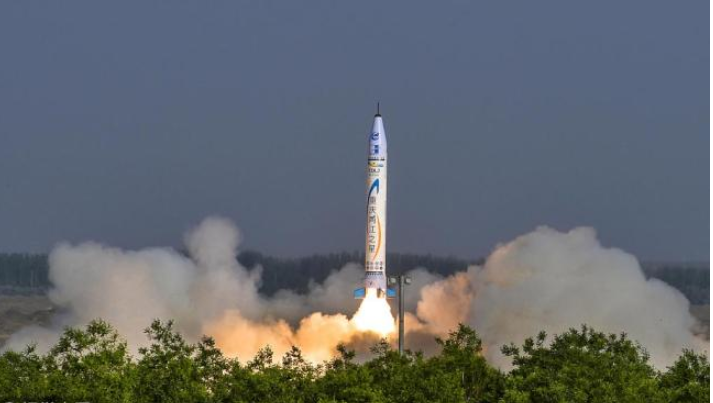 Chinese private rocket to launch in Jiuquan this month