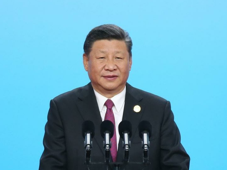 China supports Africa building Belt and Road: Xi