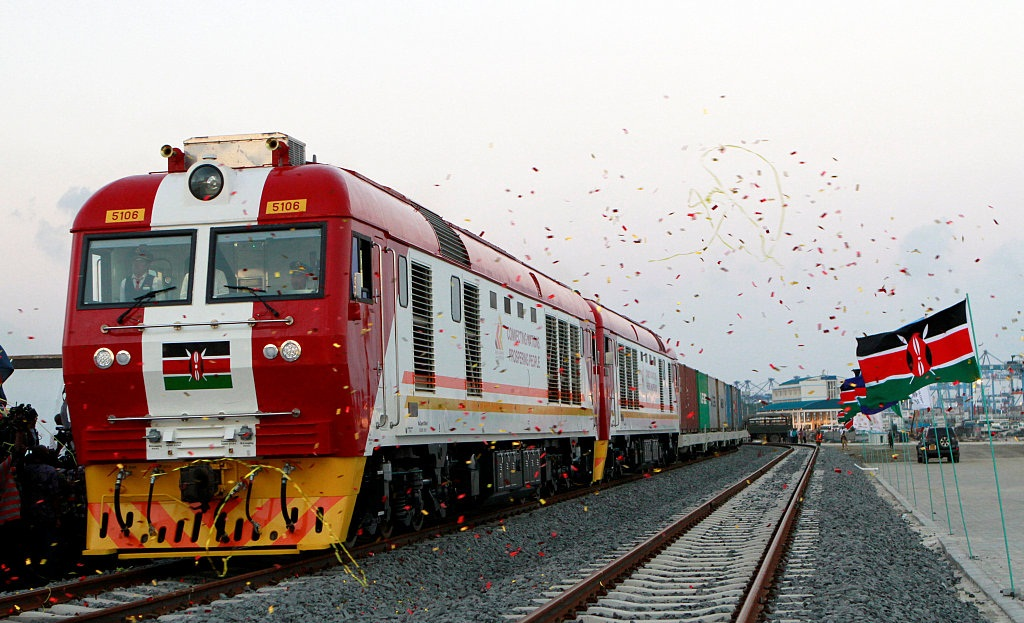 Chinese-built SGR enlivens long-distance travel while injecting vitality into Kenya