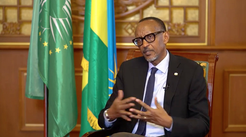 President of Rwanda: FOCAC held at a time when cooperation is needed more than ever