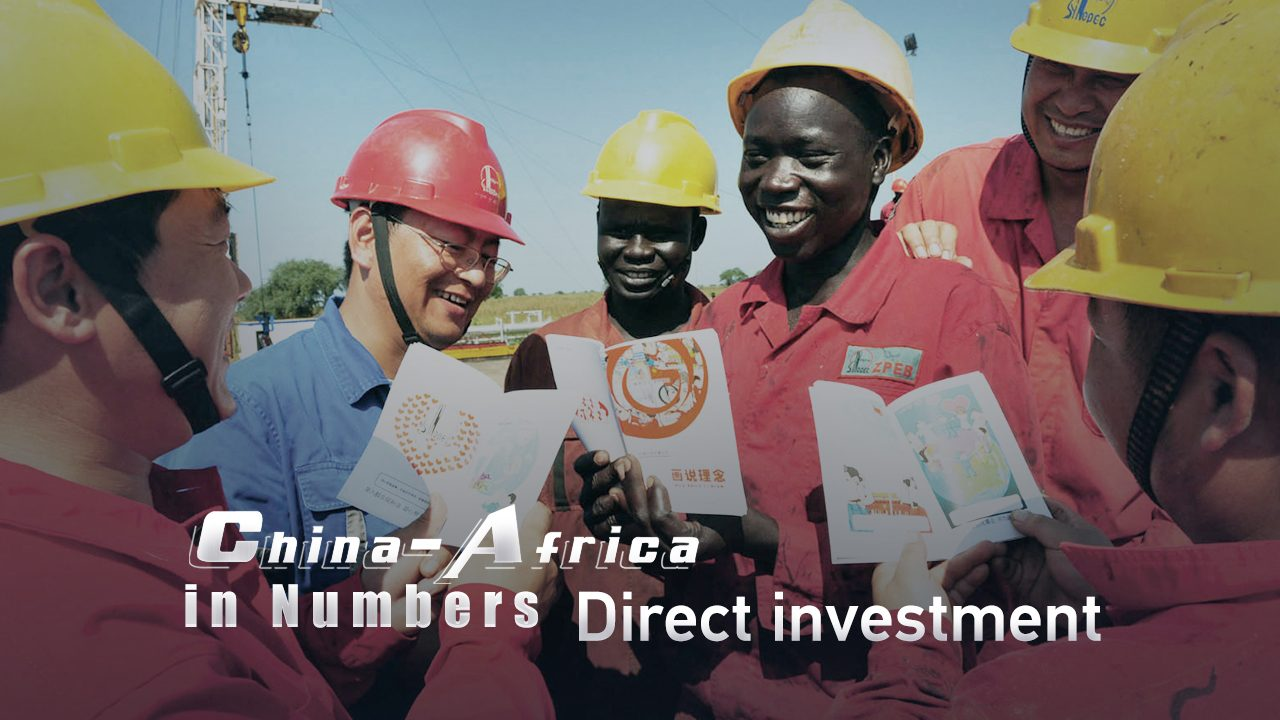 China-Africa in numbers: Direct investment