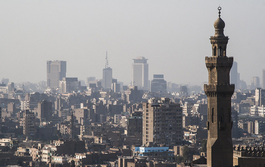 Egypt officials say suspected bomb found near US embassy