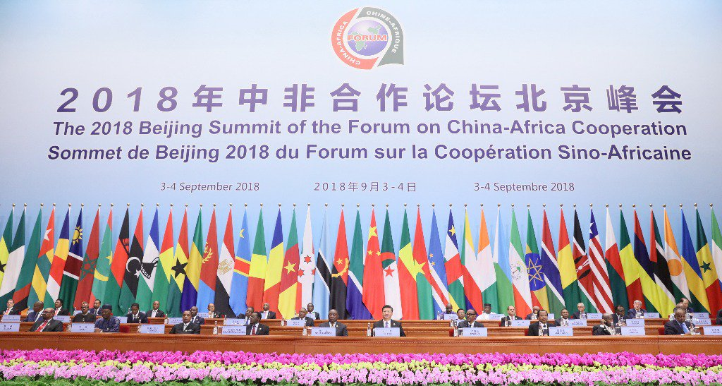 China stresses noninterference and respect in relations with Africa