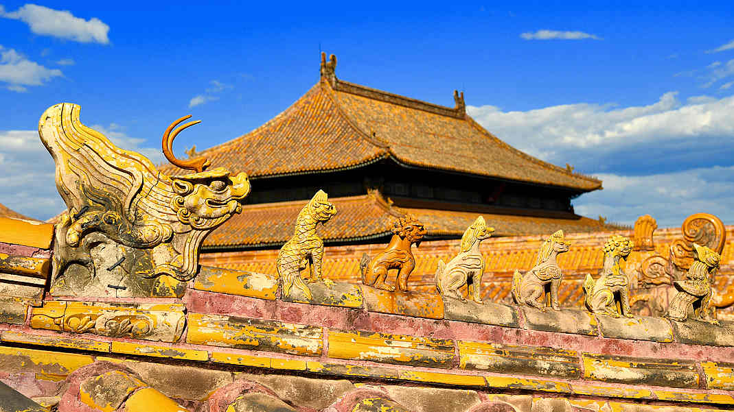 Palace Museum launches renovation of the residence and office hall of eight Qing emperors