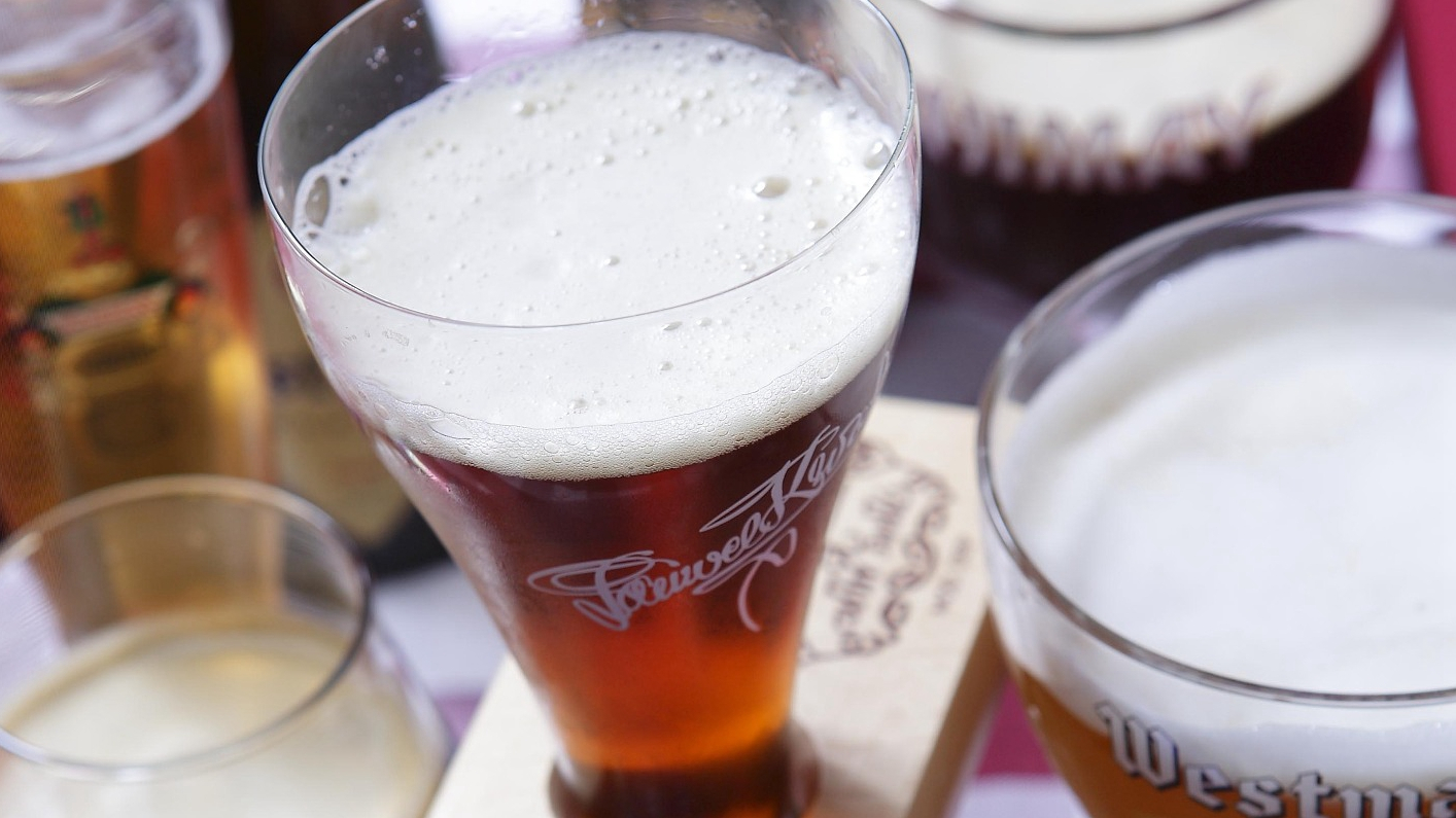 Beer-mad Belgium moves to save historic drinking dens
