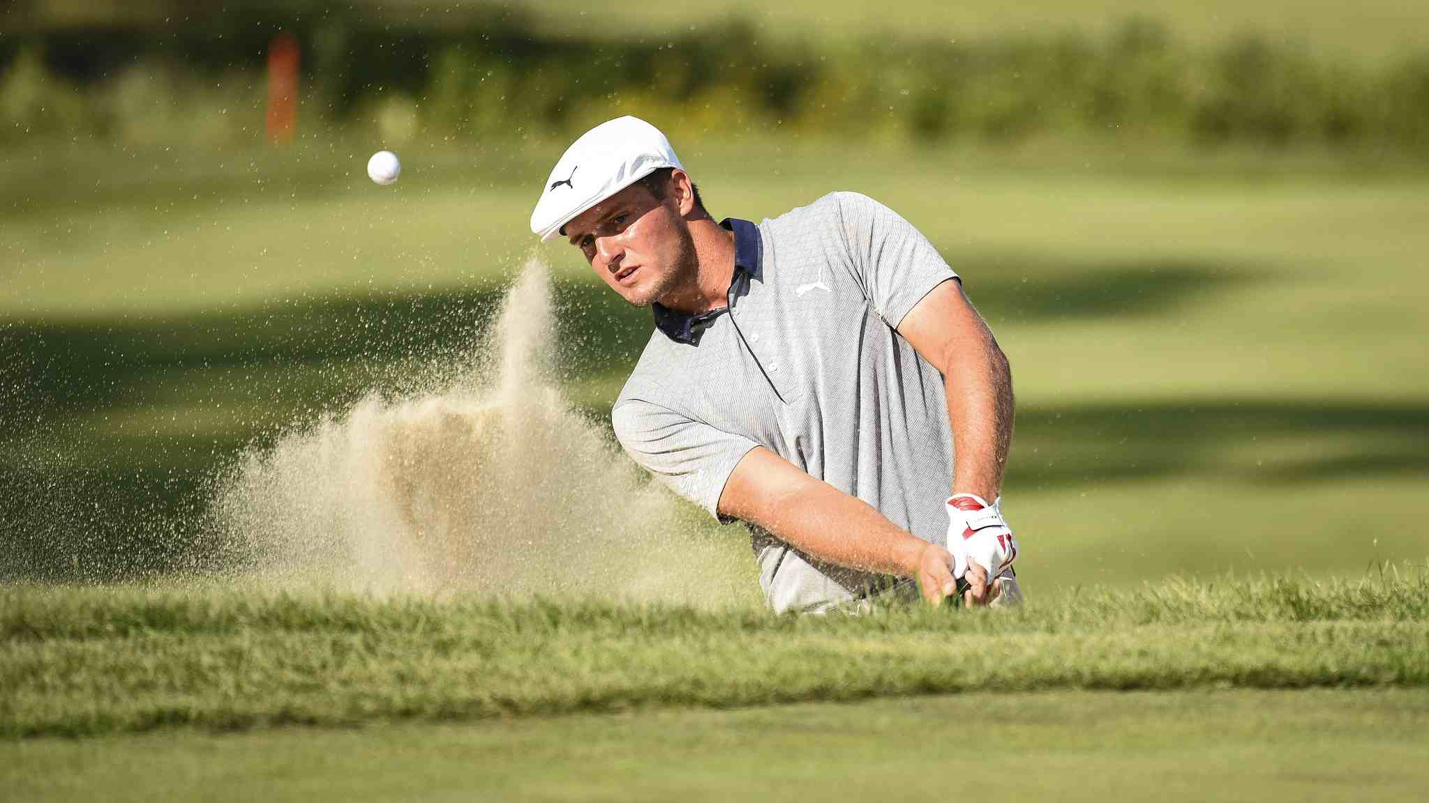 American golfer DeChambeau eyes Ryder berth after Boston win