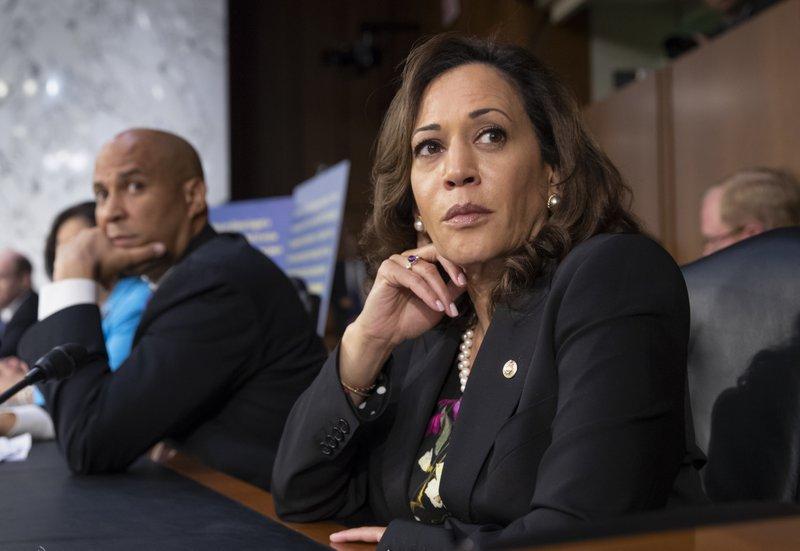 Potential 2020 Democrats seize on Kavanaugh Senate hearings