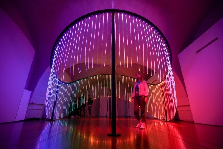 London design biennale offers sensory exploration of the world