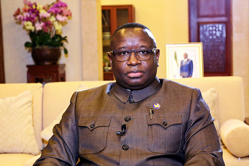 Sierra Leone President: China is a trustworthy partner