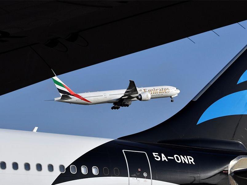 UAE's Etihad Airways flight returns after takeoff due to engine problem