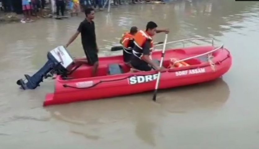 28 people missing after boat capsizes in India's northeast