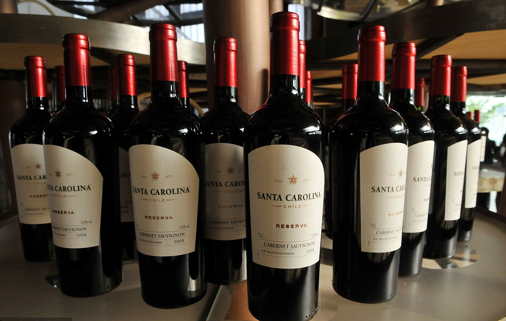 Asia, North Africa key to growth of Chilean wine sales: minister