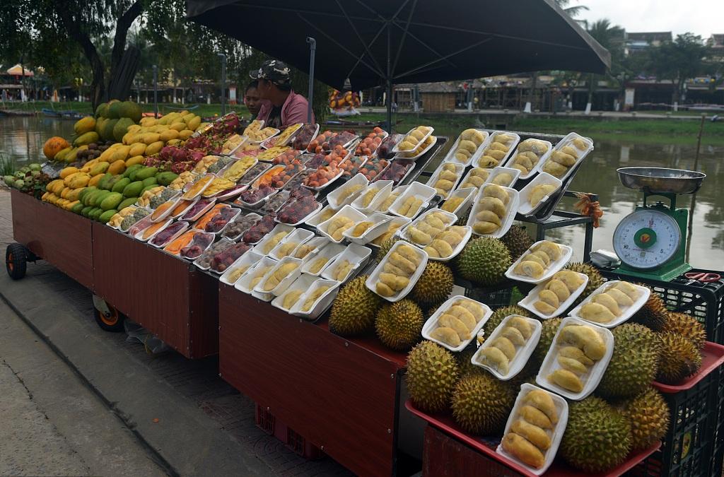 Vietnam's fruit, veggie import rises 12 pct in 8 months