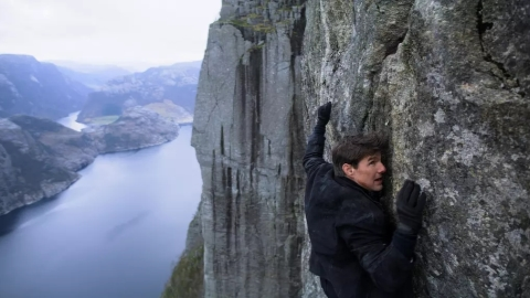 'Mission: Impossible - Fallout' leads Chinese box office