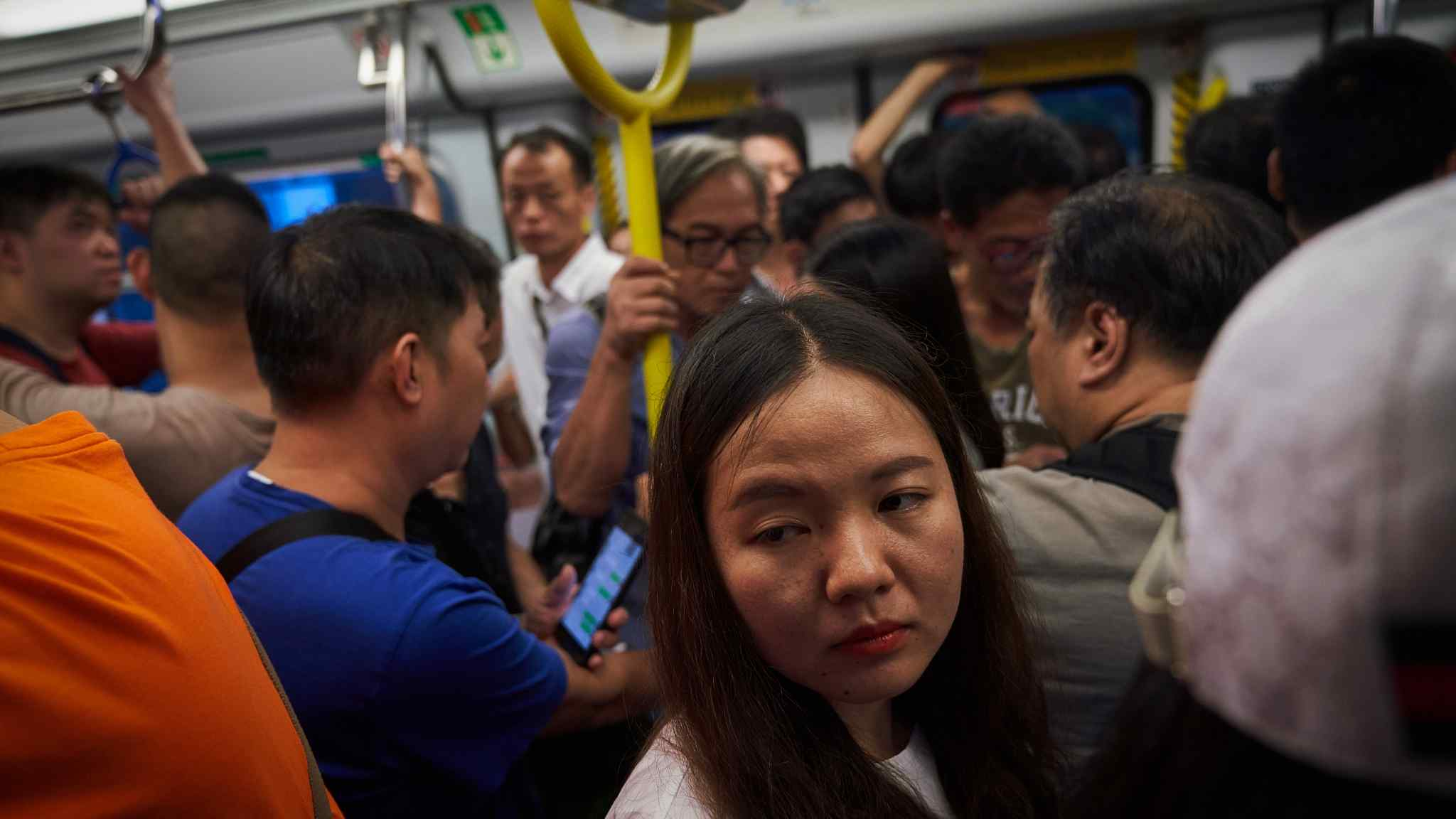 The average Beijing commute starts at 5 am