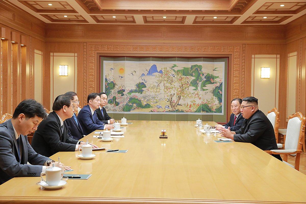 DPRK leader calls for further efforts to denuclearize Korean Peninsula -- KCNA