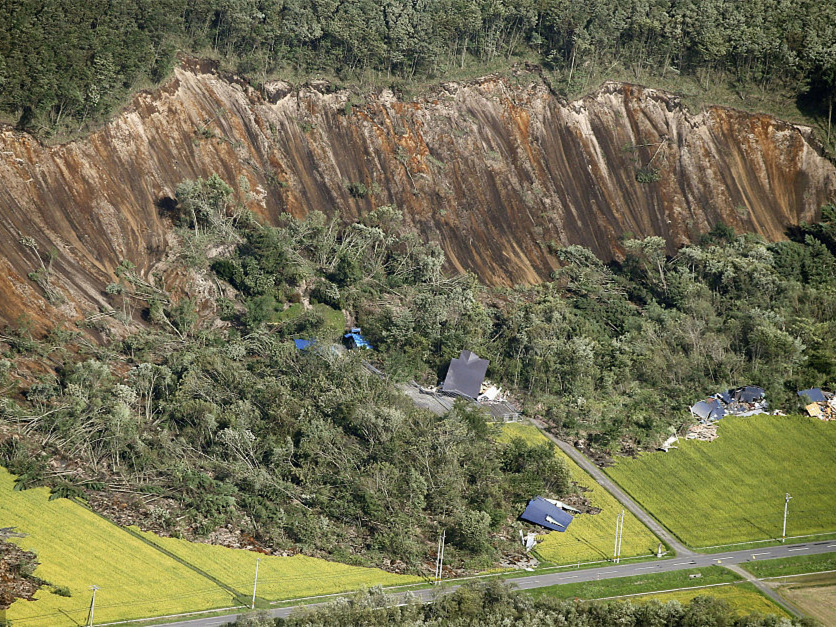 9 confirmed dead, hundreds injured after strong earthquake rocks Japan's Hokkaido