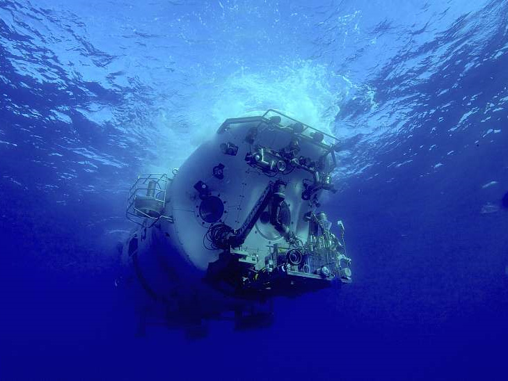 China's submersible Jiaolong to have new mothership