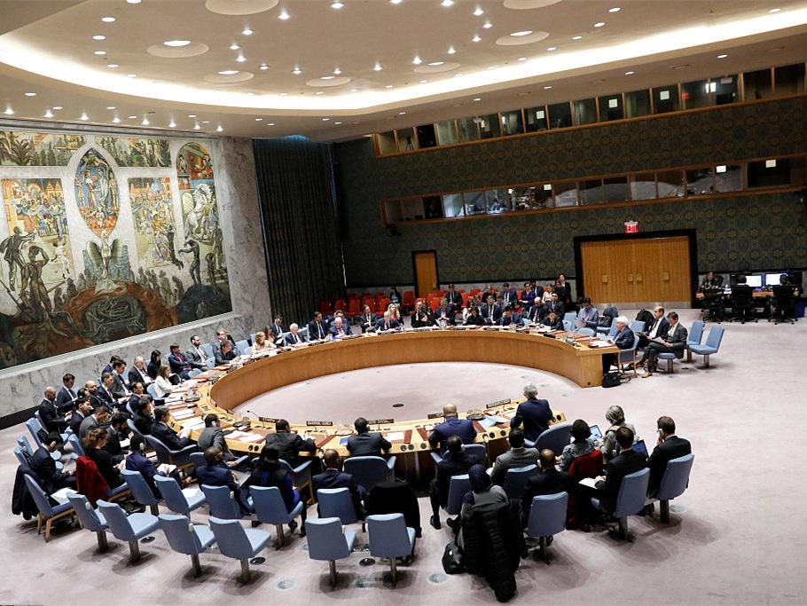 "Iran's FM says U.S. seeks to ""abuse"" UN Security Council to blame Iran"