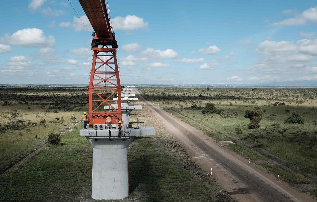 Majority of quiz takers aware of China-built railroad in Kenya: survey