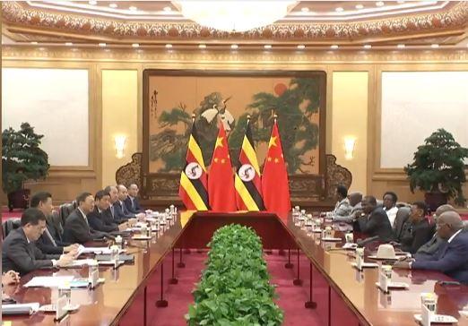 China, Uganda to share poverty alleviation experience