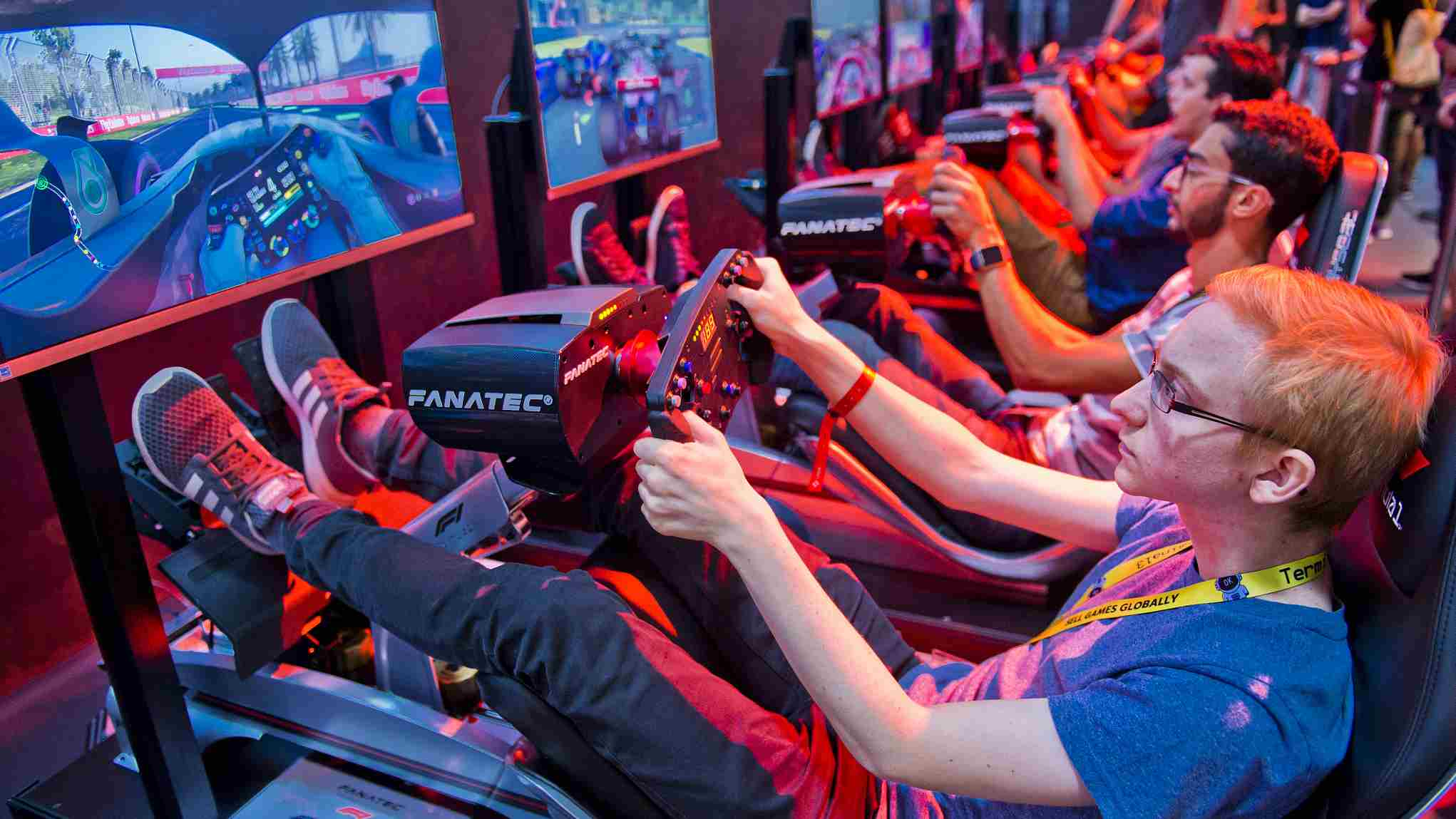 F1 sees esports as an Olympic opportunity