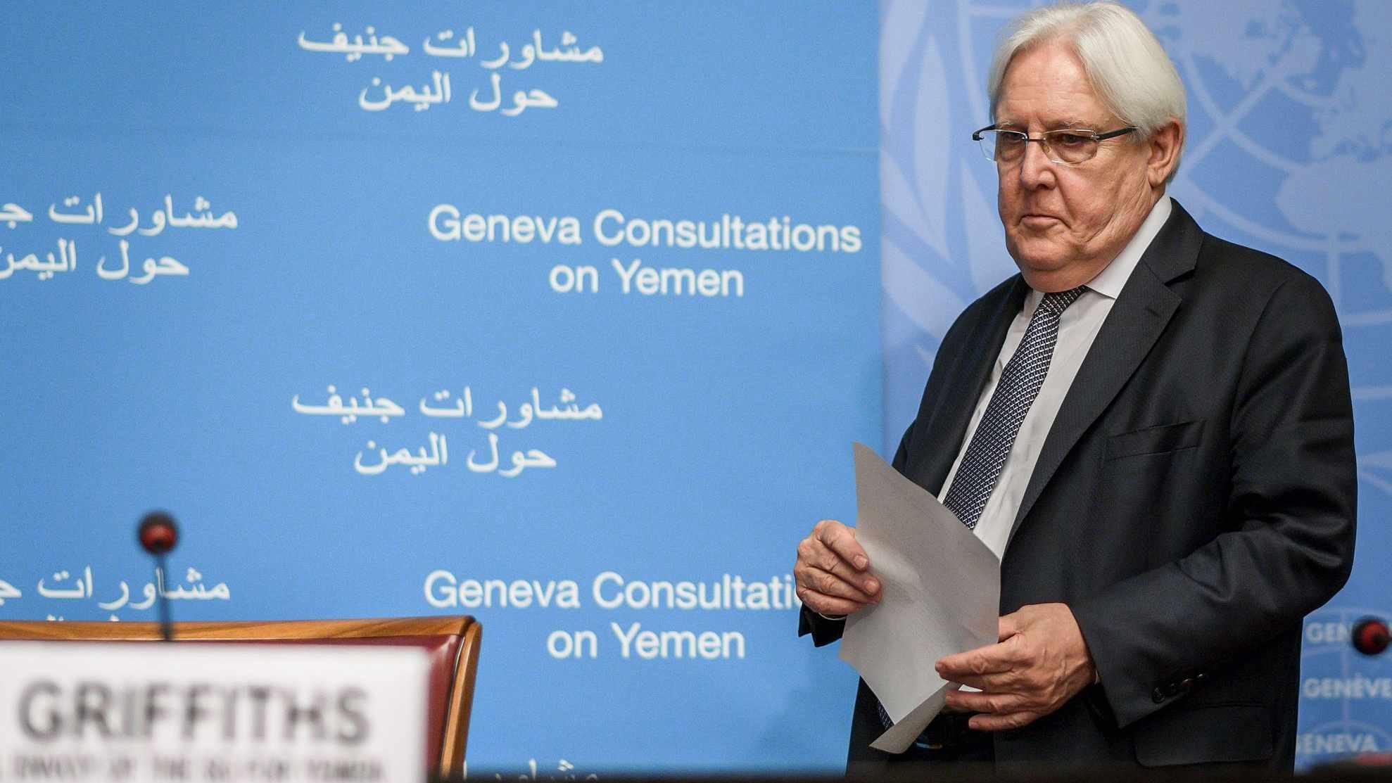 Yemen talks offer 'flickering signal of hope': UN envoy