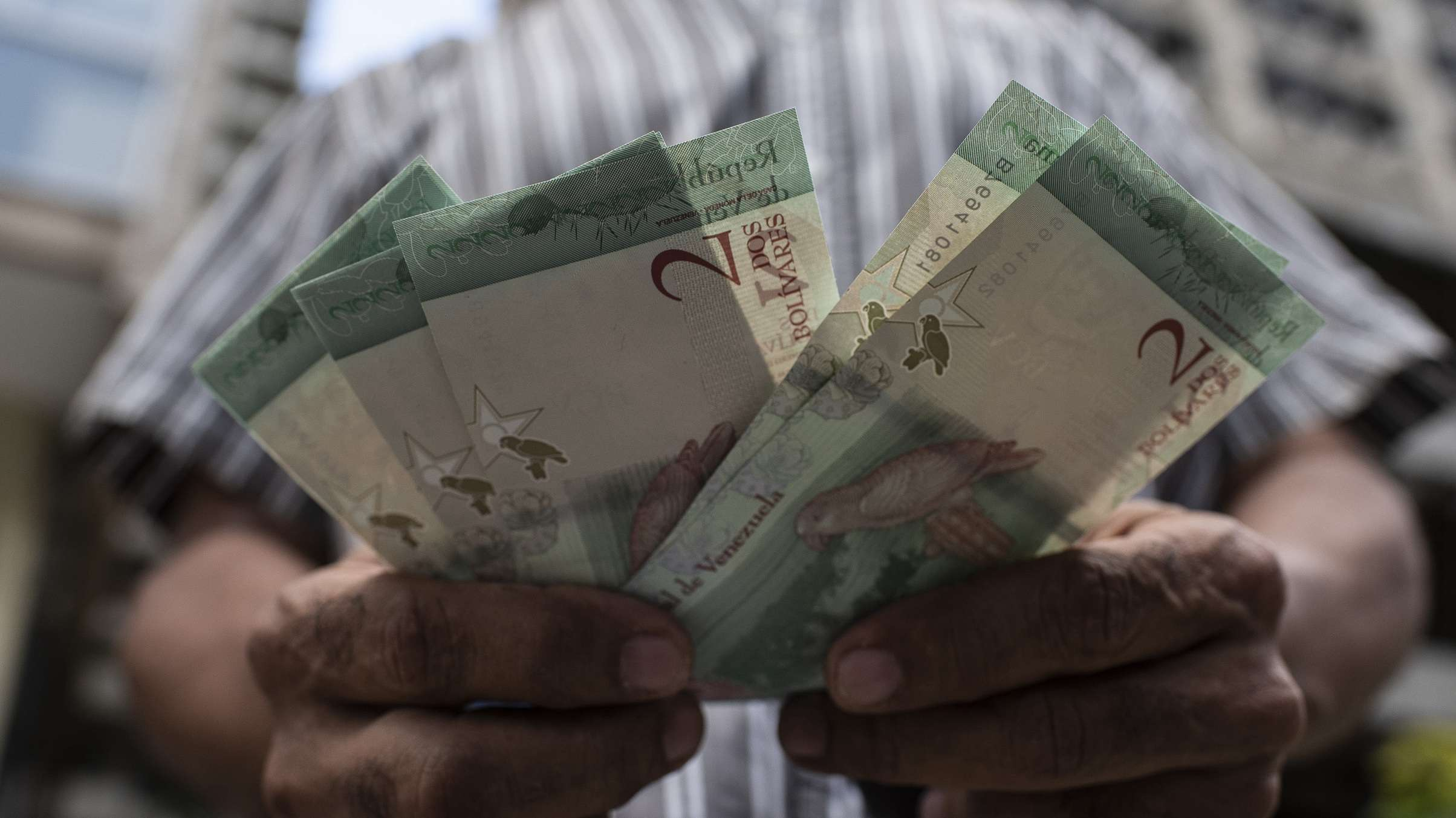 Venezuela breaks monthly inflation record, opposition says