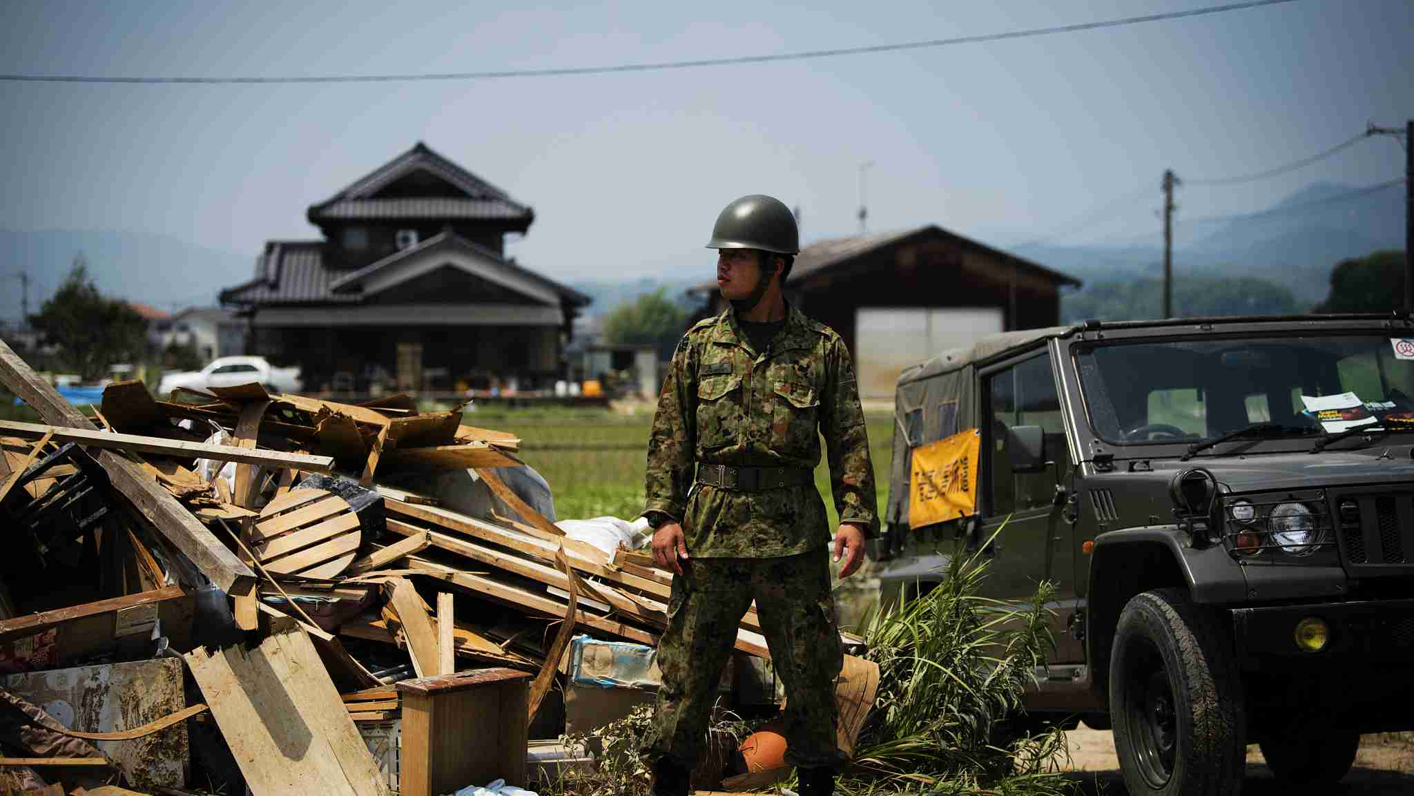 Counting the cost of Japan's natural disasters
