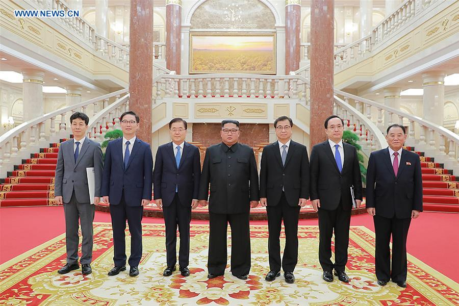 North Korean leader calls for further efforts towards denuclearization