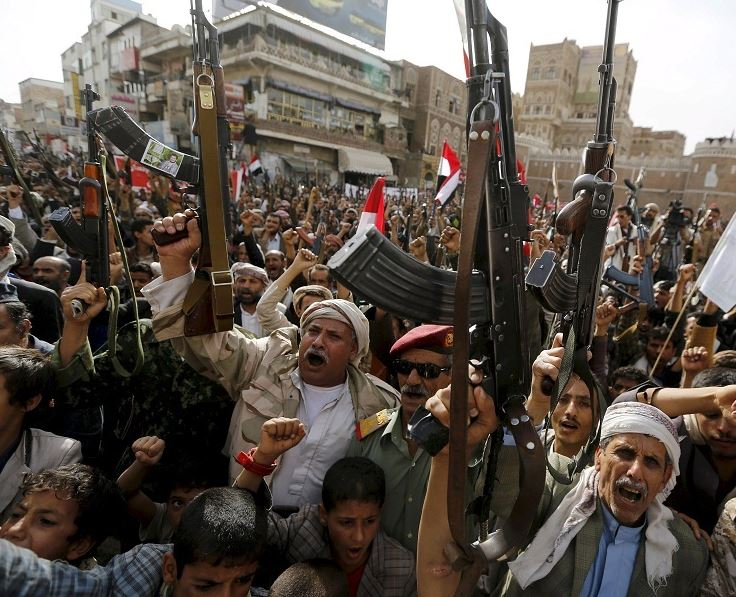 Yemen's gov't delegation to withdraw from Geneva talks if Houthis remain absent
