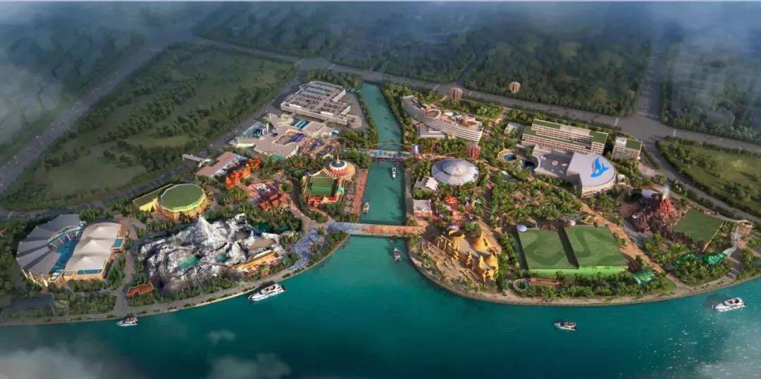 New ocean park in Shanghai sets opening date