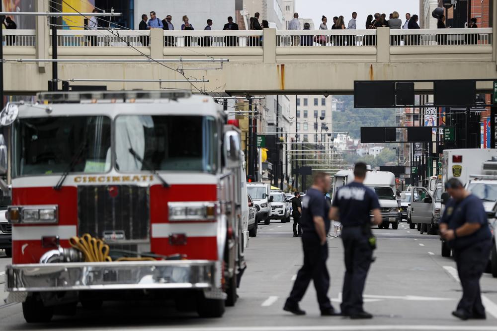 Gunman in Cincinnati bank shooting identified
