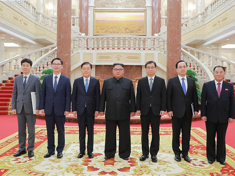 DPRK leader calls for further efforts towards denuclearization