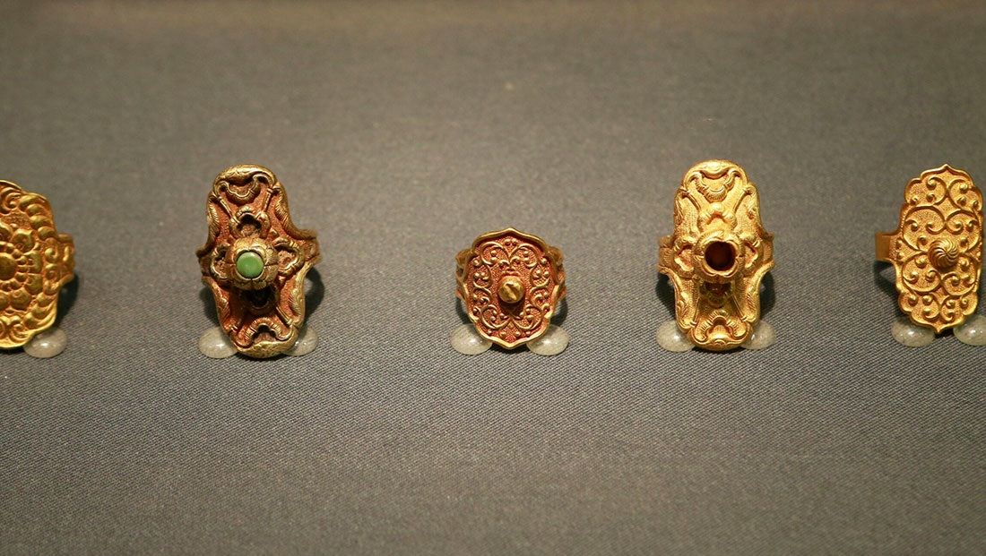 Exhibition showcasing Liao Dynasty relics opens at Beijing's Capital Museum