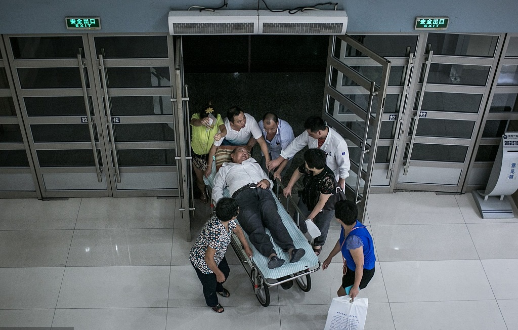 China's medical disputes drop for five straight years