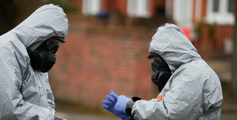 Russia, Britain trade words over poisoned spy at UN