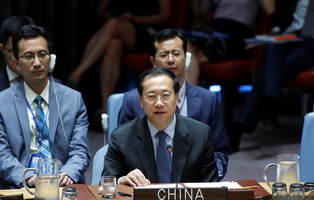 Chemical weapon allegations deserve comprehensive, objective, impartial investigations: Chinese envoy