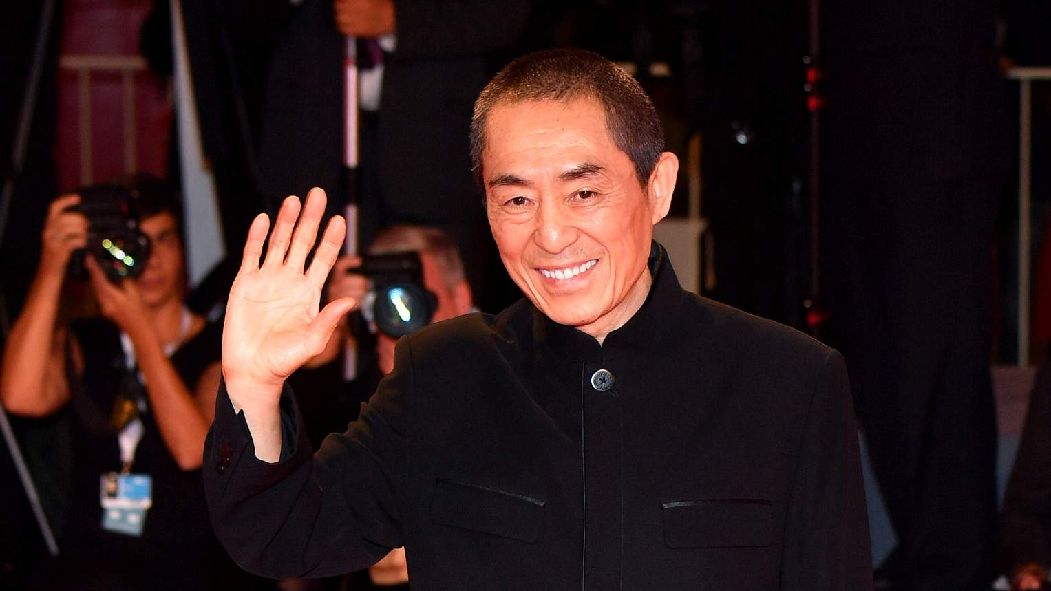 Zhang Yimou makes return to Venice Film Festival after two decades