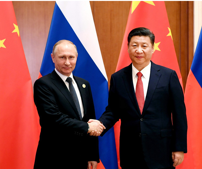 Xi's upcoming visit to Russia promotes regional prosperity, stability
