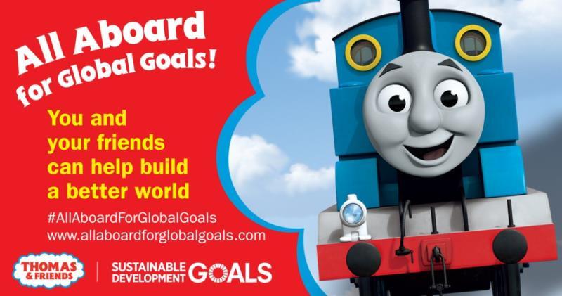UN, Mattel launch plan to introduce Sustainable Development Goals to preschoolers