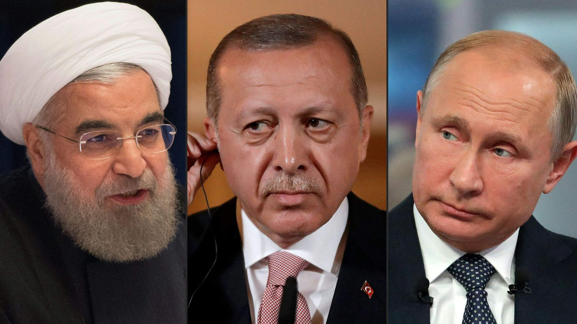The decisive summit on Syria