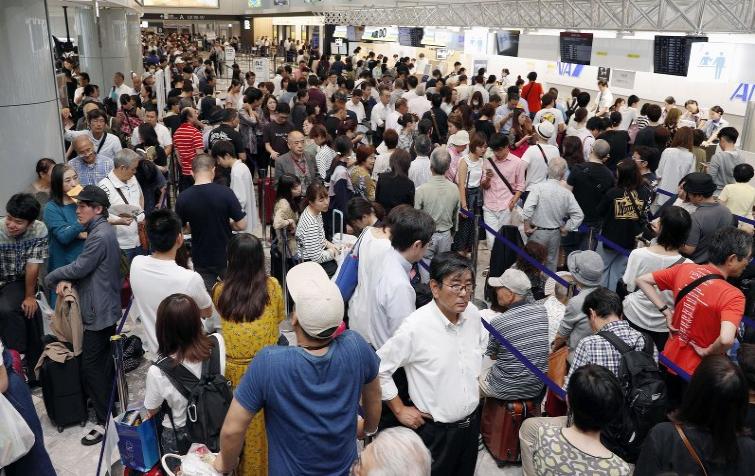 Japan's New Chitose Airport in quake-hit Hokkaido resumes int'l flights