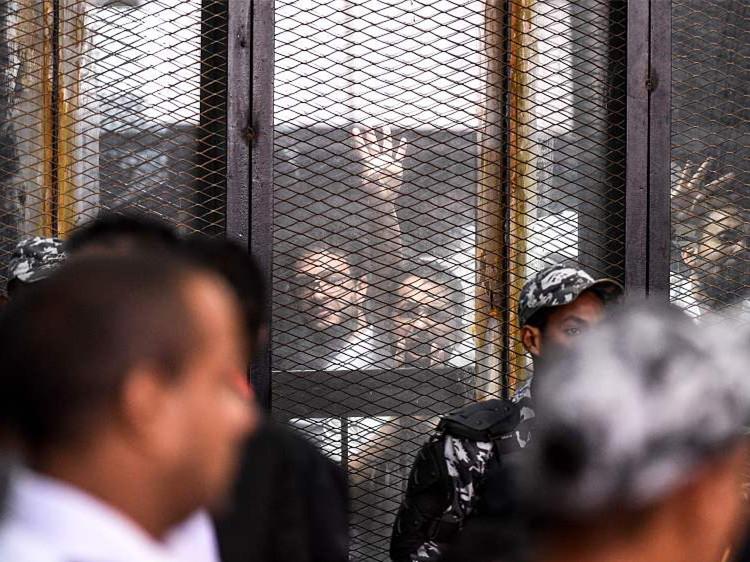 Egypt sentences 75 former members of Muslim Brotherhood to death