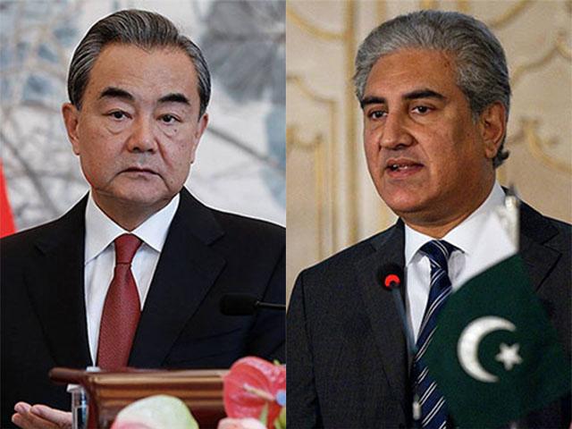 China, Pakistan vow to push forward partnership to new high