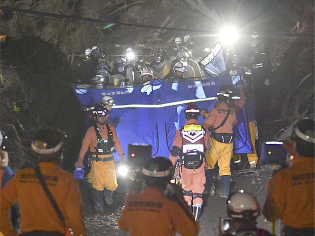Death toll rises to 35 in aftermath of Japan's Hokkaido quake