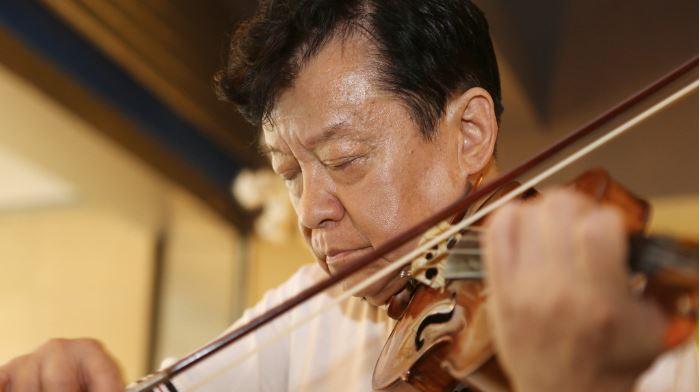 Renowned Chinese violinist Sheng Zhongguo dies at 77