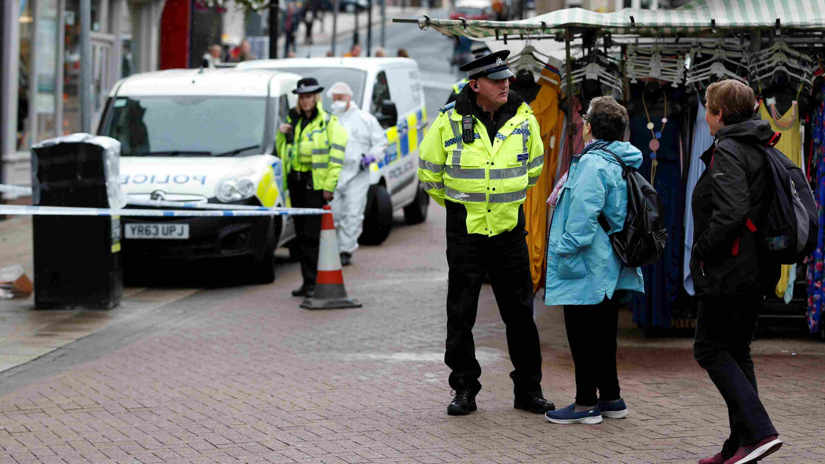Police make arrest after stabbing in English town of Barnsley